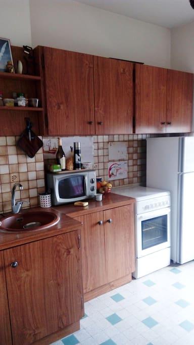 cuisine et micro ondr