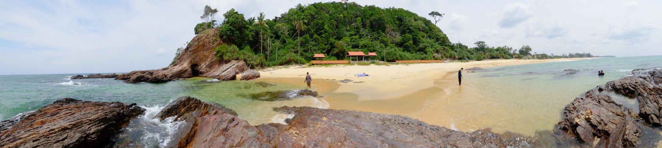 Bidara Beach Homestay
