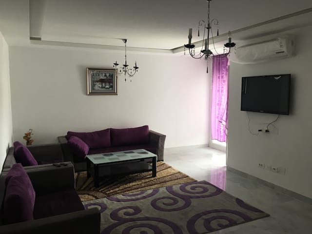 Brand new 2 bedroom flat - Tunus - Daire