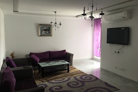 Brand new 2 bedroom flat - Tunis