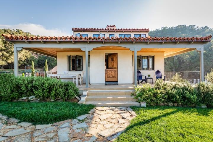 Modern Farmhouse in the Hills