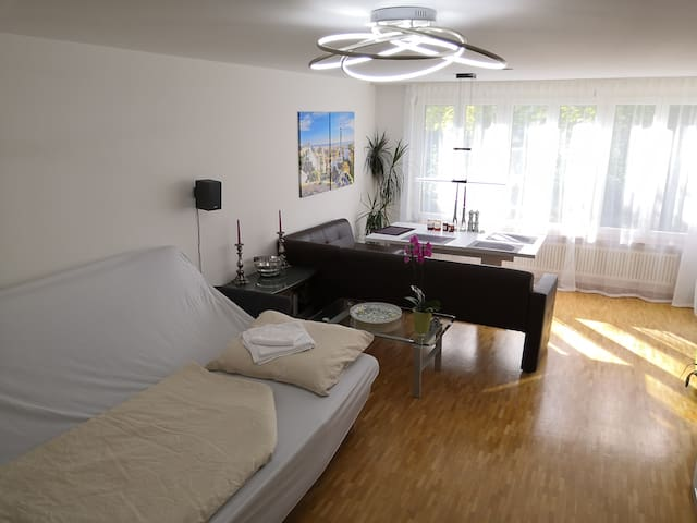 ★Cozy Bed★near★HSG (Executive MBA)★WBZ Holzweid★