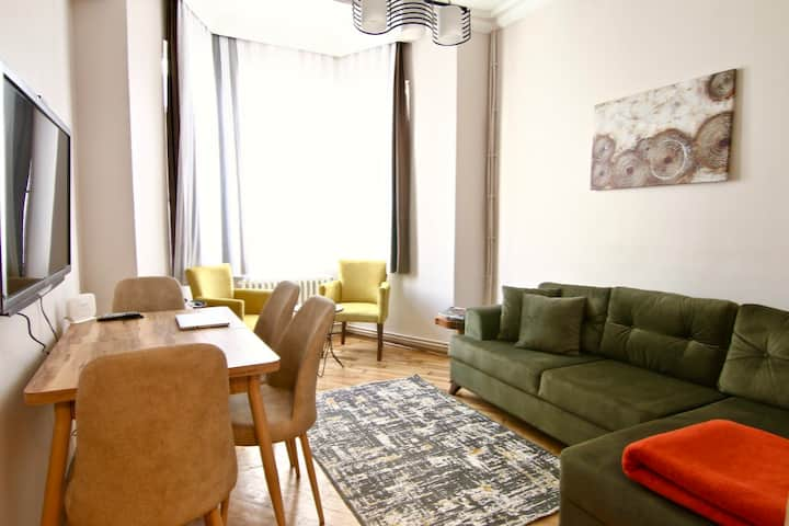 The Blue House, best location at TAKSIM SQUARE!