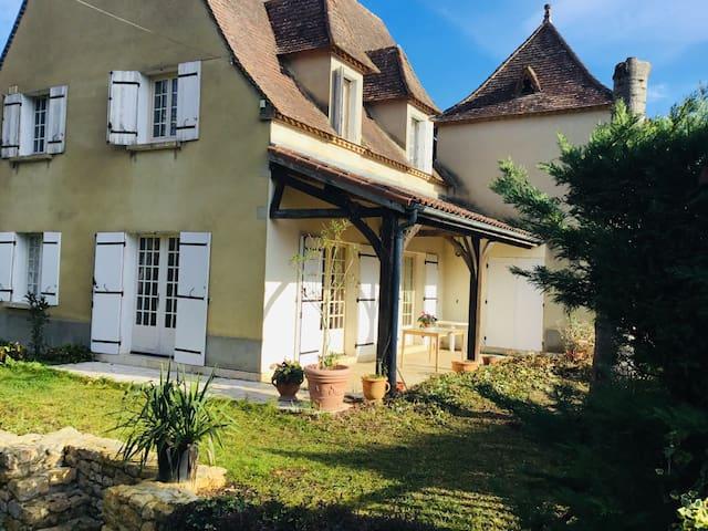 Chambres d'hôtes Au Bon Repos - Chambre ruisseau