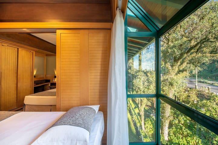 Apartamento Master no Hotel Toscana Gramado