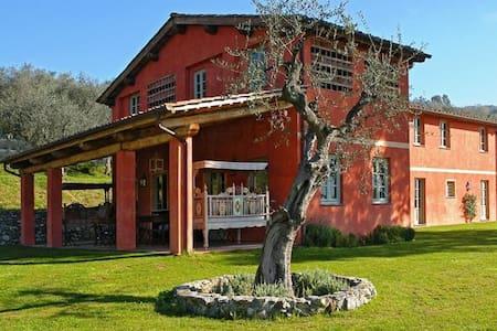 Elegant villa with private garden and pool - มาสซาโรซ่า - วิลล่า