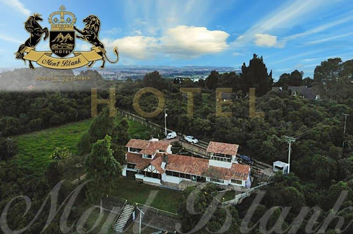 Hotel Campestre Exclusivo En el Norte de Bogota