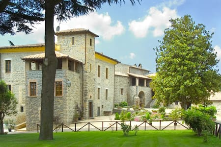 casale tra Orvieto e Bolsena - Castel Giorgio - Flat