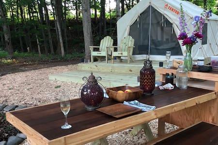 Tentrr Signature - Creekside Zen in Catskills