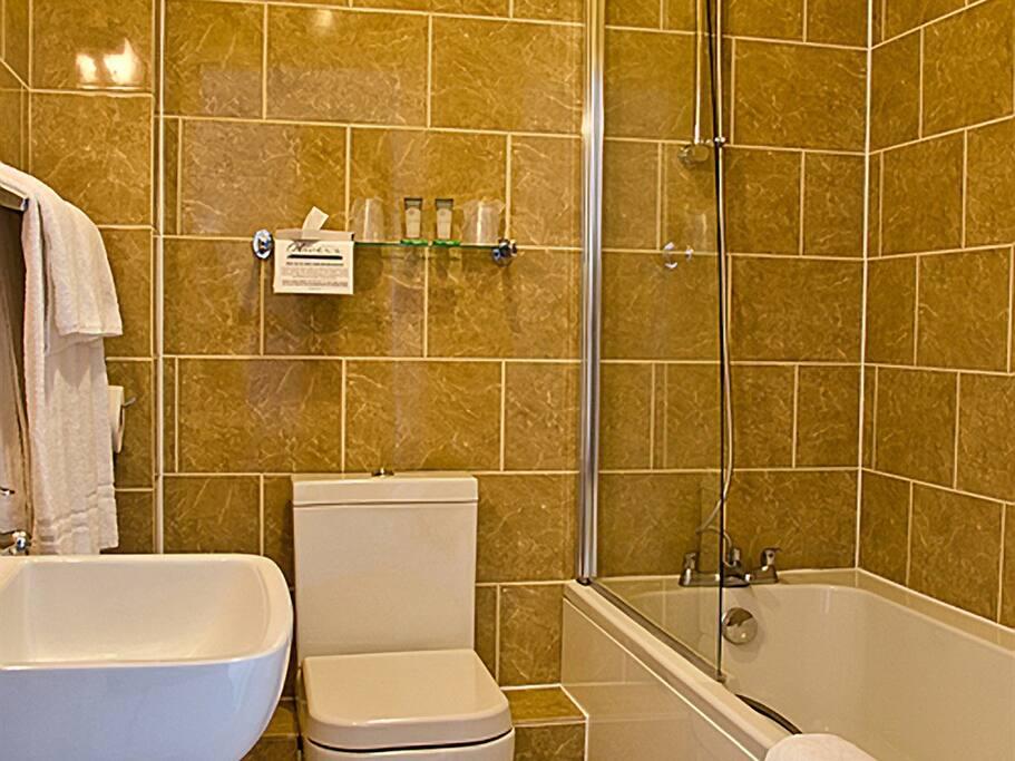 Standard Twin Room En-suite