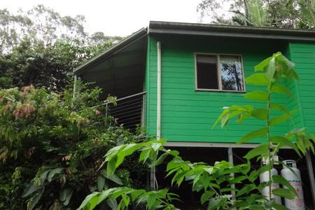 Cabin for 4 in Paradise One - Coorabell - Cabaña