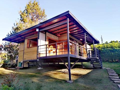 Cabaña en Santa Elena, parque Arví