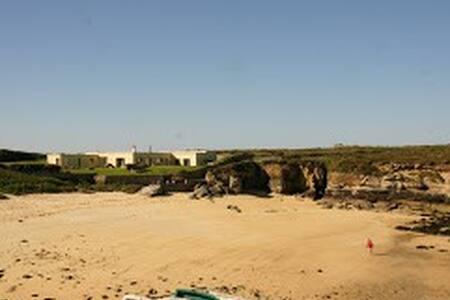 Villa Littorine bord de mer, sur 1,5 hect., 5ch.