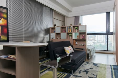Luxury apart. -Songshan MRT XinYi Dist. Taipei 101 - Songshan District