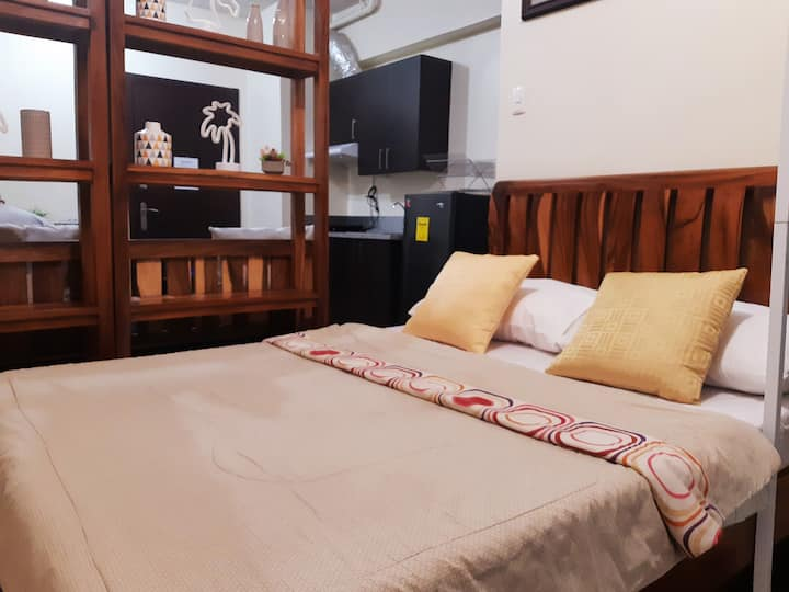 A Homey Place in the Metro with Wifi&Netflix