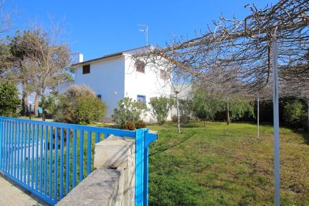 Green Villa con giardino 150 m mare - Campomarino - Villa
