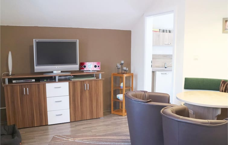Holiday apartment with 1 bedroom on 44 m² DBA233