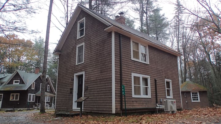 Historic Ice House Cottage at Lacawac