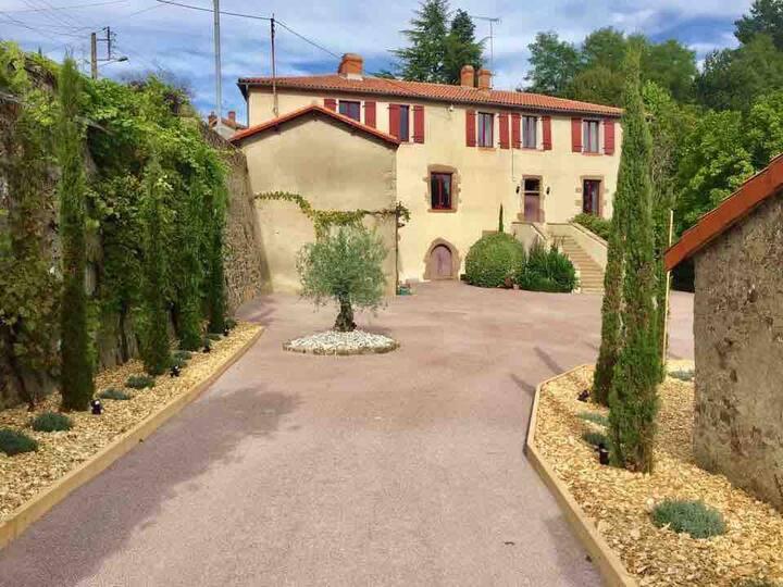 Le jardin suspendu chambres d'hôtes (Puy du fou)