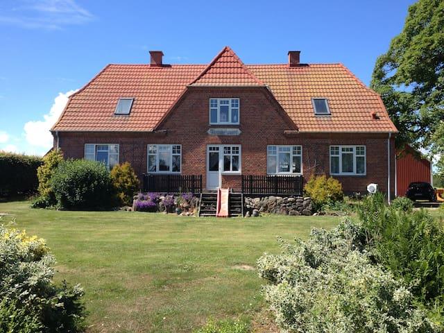 Trængselgaard - Bjerringbro - Huis