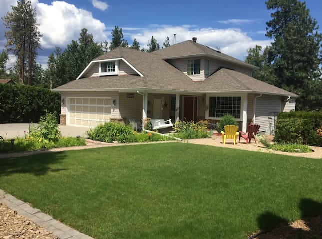 Quiet & Lovely Rural Stay in the Heart of Kelowna