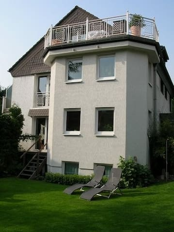 Appartements nähe Messe - Düsseldorf - Ratingen - Casa de huéspedes