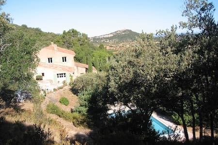 Bel appart + piscine, proche Gréoux - Saint-Julien