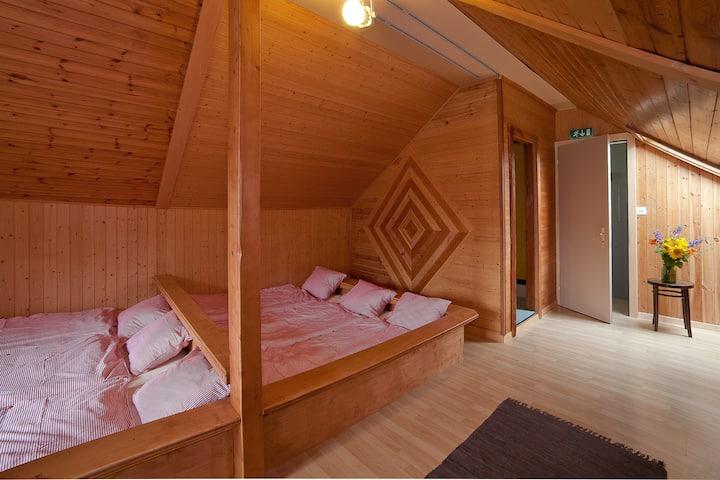 dortoir chaleureux