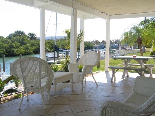 Casey Key Dockside Villa - Nokomis - Vila