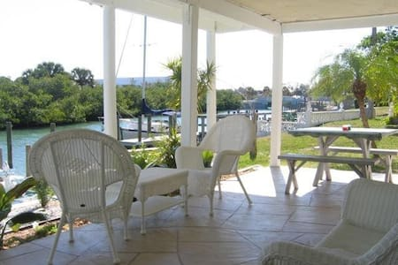 Casey Key Dockside Villa - Villa
