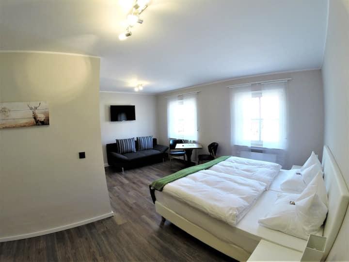 Doppelzimmer Komfort mit Dusche
