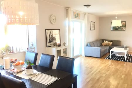 Charming & modern Apt. near Center - 卡尔斯塔德(Karlstad) - 公寓