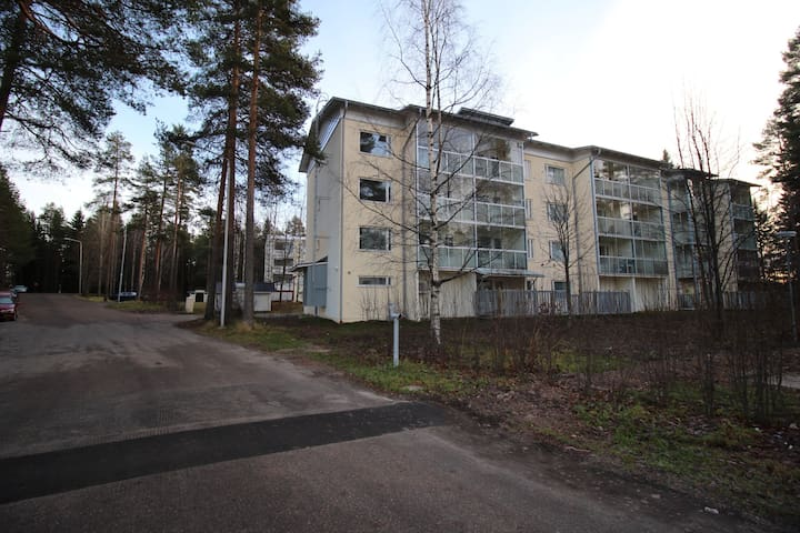 Three bedroom apartment in Kajaani, Koulukuja 5 (ID 7116)