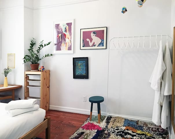 Cute Room in Hip South Williamsburg