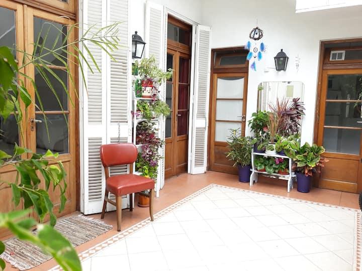 Hermosa Habitación - Terraza BBQ y Patio - Palermo