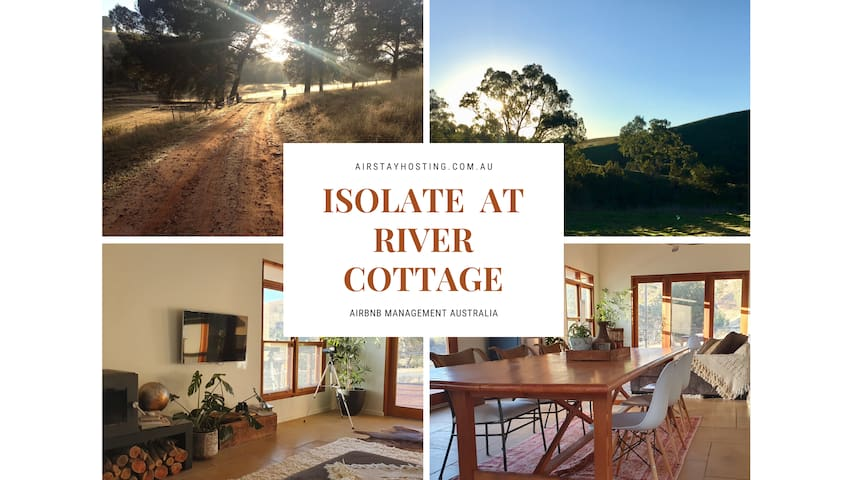 Private Oasis★Isolated★30 Acres★Fresh Air★Pets