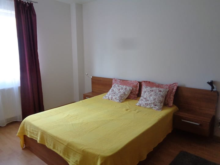 Greenfield, Baneasa apartment
