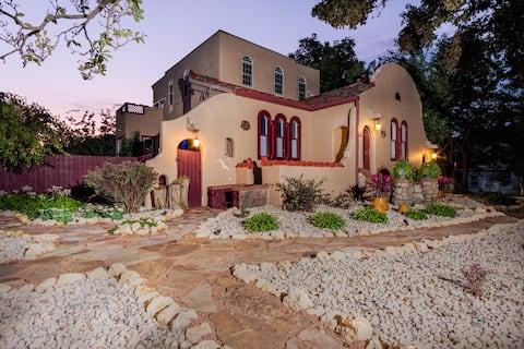 Hidden Gem Spanish Style Villa
