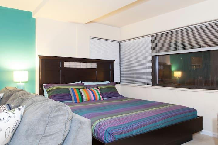 Corner of 24 and Comfy - Washington - Appartamento
