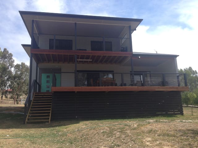 Water's Edge Holiday House - Bonnie Doon - House
