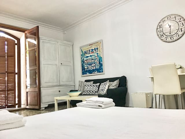 Cozy modern apartment in Palma city center