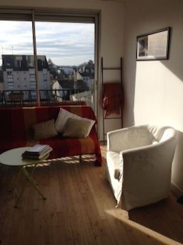 Chambre en colocation, rue de la madeleine Angers - Angers - Apartment