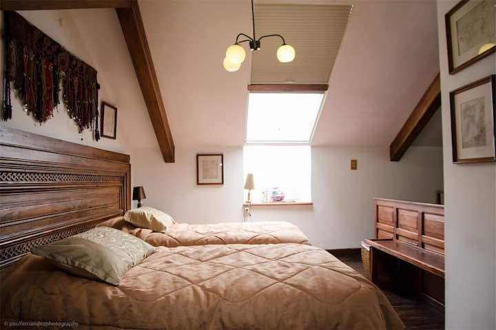 San Marcos Triple Room