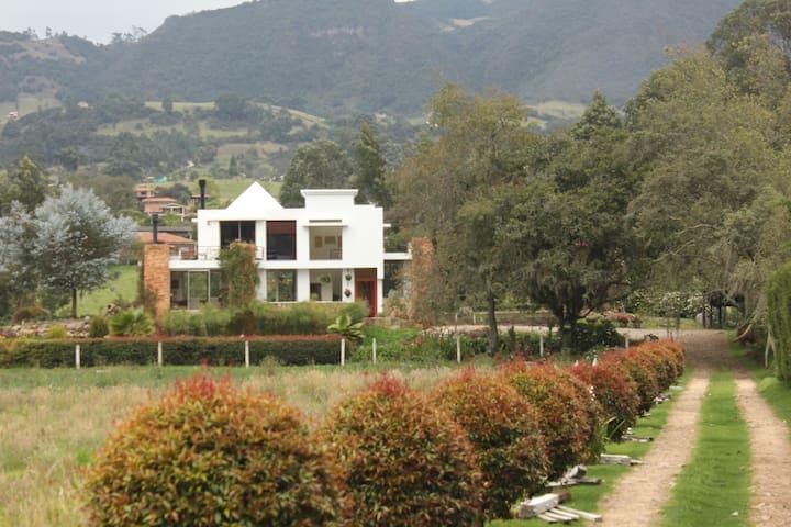 Casa Finca Tabio - Tabio - Willa