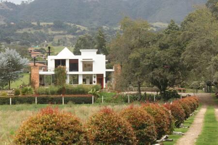 Casa Finca Tabio - Tabio