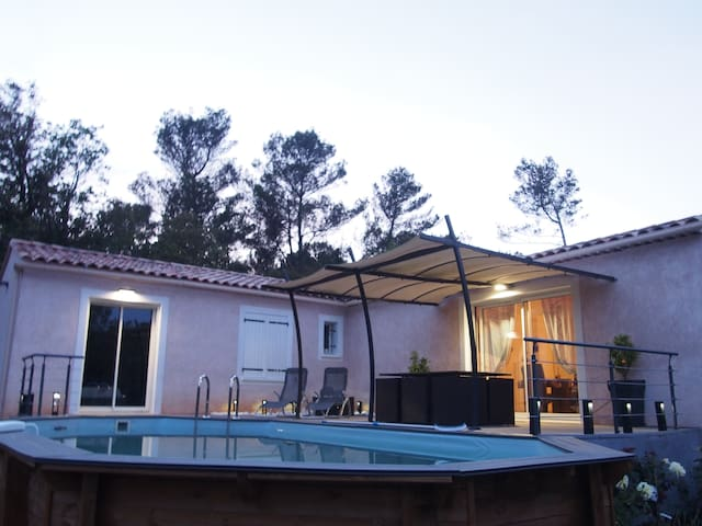 Luxury Villa with Private Pool and Breathtaking - 南萊潘(Nans-les-Pins)