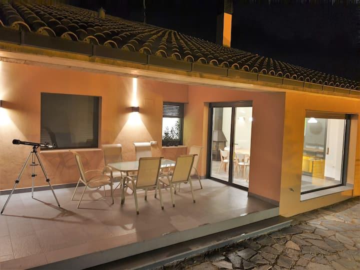 Casa Modo Avión en Magaña (Soria)