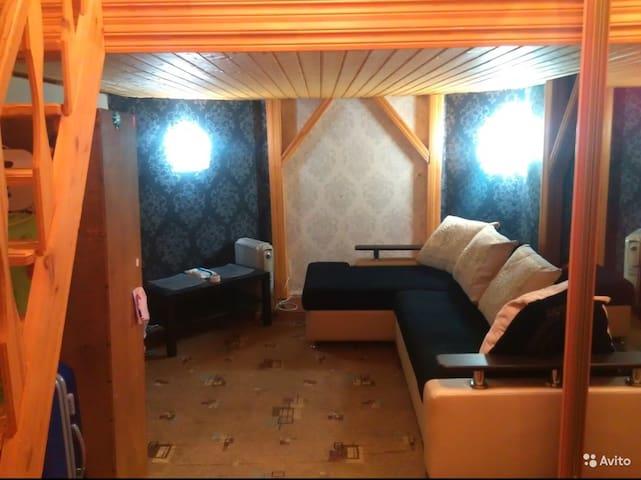 Комната на Станиславского 290