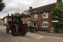 The Village Pub (50 yards)