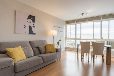 Estudio con vistas al mar y WIFI - Torremolinos - Apartment
